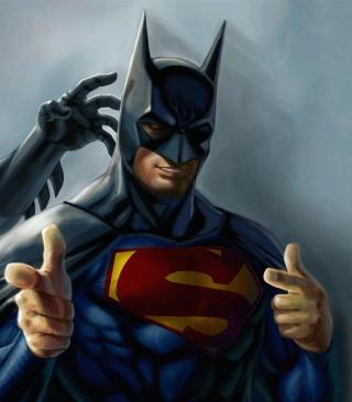 Super Batman - Obrázkek zdarma pro 320x480