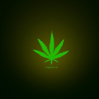 Legalize It - Obrázkek zdarma pro iPad mini 2