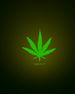 Legalize It - Obrázkek zdarma pro iPhone 5S