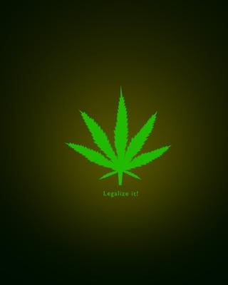 Legalize It - Obrázkek zdarma pro Nokia 5800 XpressMusic