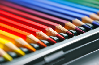 Coloured Pencils - Fondos de pantalla gratis