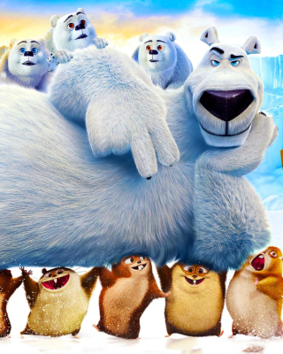 Norm Of The North - Obrázkek zdarma pro iPhone 5S