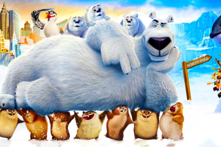 Norm Of The North - Obrázkek zdarma pro LG P500 Optimus One
