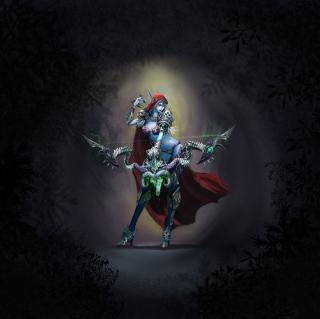 World Of Warcraft - Obrázkek zdarma pro 320x320