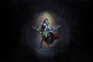 World Of Warcraft - Obrázkek zdarma pro Fullscreen Desktop 1600x1200