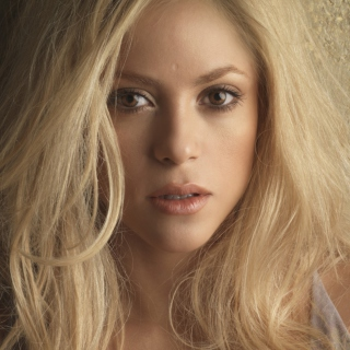 Blonde Shakira - Obrázkek zdarma pro 2048x2048