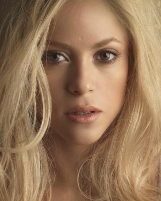 Blonde Shakira - Obrázkek zdarma pro Nokia X2