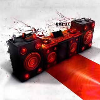Powered DJ Speakers - Obrázkek zdarma pro 1024x1024