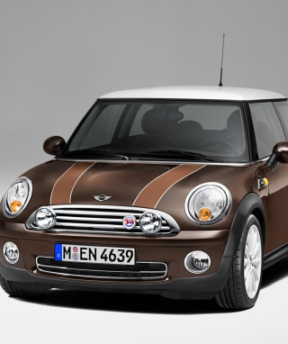 Mini Cooper 50 Mayfair - Obrázkek zdarma pro 750x1334