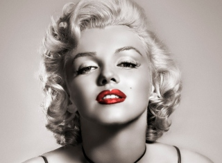 Marilyn Monroe Background for Android, iPhone and iPad