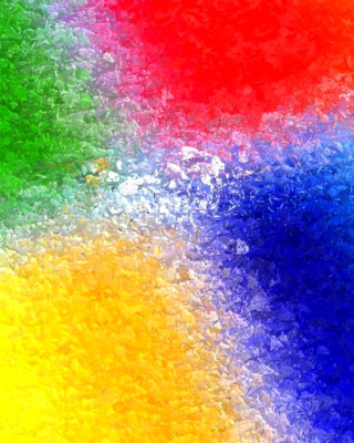 Windows Bright Logo - Obrázkek zdarma pro 750x1334