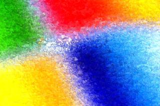 Windows Bright Logo - Obrázkek zdarma pro 800x480