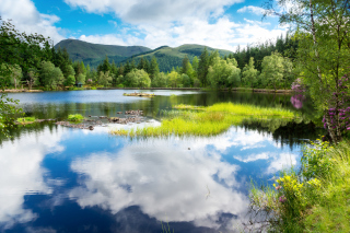 Free Scotland Landscape Picture for Android, iPhone and iPad