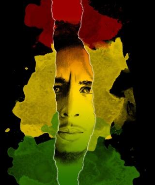 Bob Marley - Obrázkek zdarma pro Nokia Lumia 928