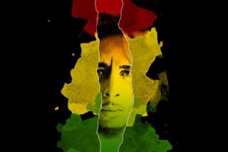 Bob Marley - Obrázkek zdarma pro Samsung Galaxy Ace 4