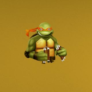 Ninja Turtle - Obrázkek zdarma pro 320x320