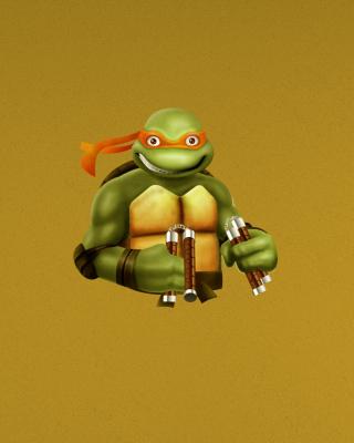 Ninja Turtle - Obrázkek zdarma pro Nokia Asha 310