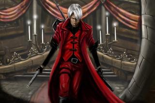 Devil may cry Dante - Fondos de pantalla gratis para Motorola Photon 4G