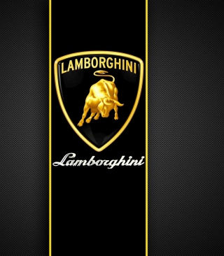 Lamborghini Logo Wallpaper for 480x854