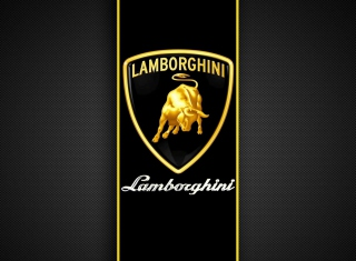 Lamborghini Logo Wallpaper for Android, iPhone and iPad