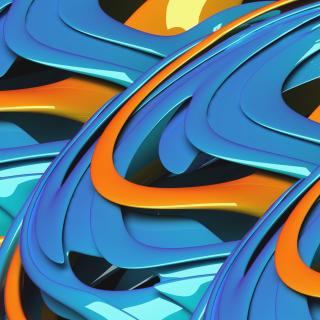 Stunning Abstract - Obrázkek zdarma pro iPad 2