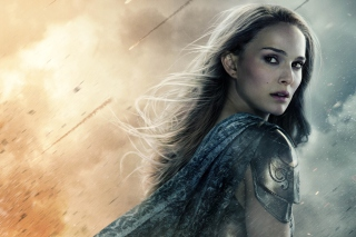 Natalie Portman In Thor 2 Picture for Android, iPhone and iPad