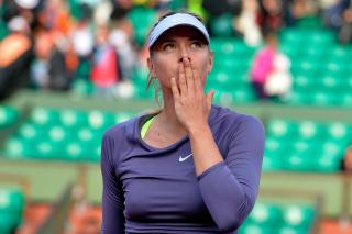 Maria Sharapova - Obrázkek zdarma pro 480x400