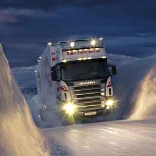 Scania - Obrázkek zdarma pro 1024x1024