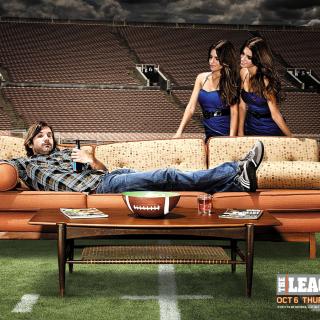 The League - Obrázkek zdarma pro iPad Air