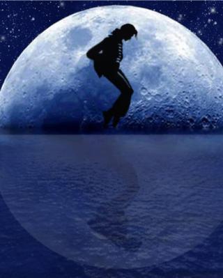 Michael Jackson Art - Obrázkek zdarma pro Nokia Asha 305