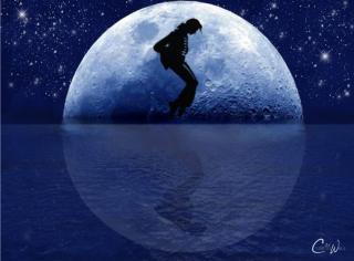 Michael Jackson Art - Obrázkek zdarma pro Nokia Asha 201