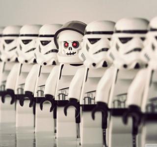 Star Wars Lego - Obrázkek zdarma pro 320x320