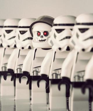 Star Wars Lego - Obrázkek zdarma pro Nokia Lumia 800