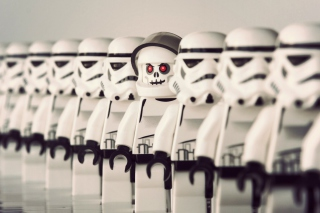 Star Wars Lego Background for Android, iPhone and iPad