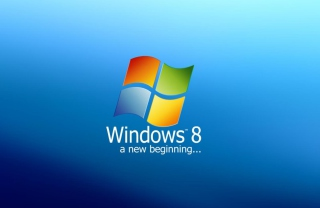 A New Beginning Windows 8 Wallpaper for Android, iPhone and iPad