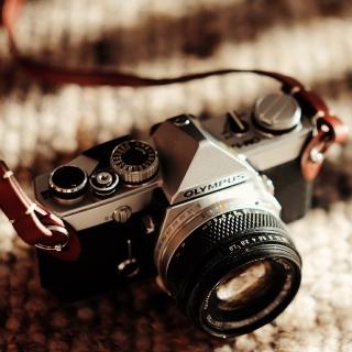 Olympus Camera - Obrázkek zdarma pro 2048x2048