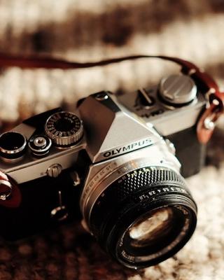 Olympus Camera - Obrázkek zdarma pro Nokia Asha 310
