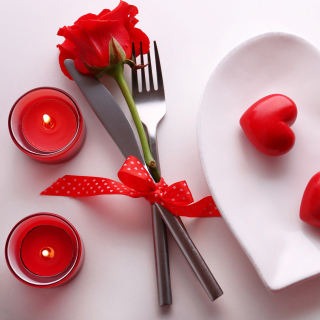 Valentines Day Aroma - Obrázkek zdarma pro iPad