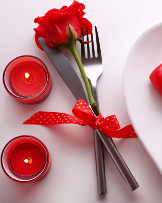 Valentines Day Aroma - Obrázkek zdarma pro Nokia Asha 203
