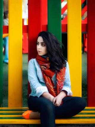 Colorful - Obrázkek zdarma pro Nokia Asha 300