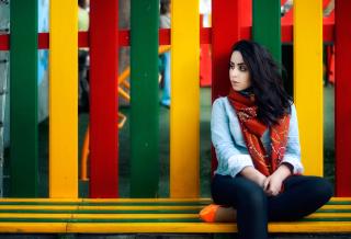 Colorful - Obrázkek zdarma pro Fullscreen 1152x864