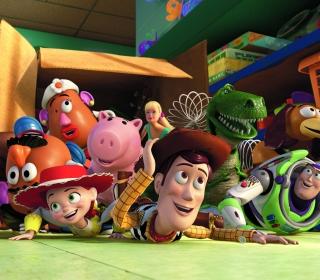 Disney - Toy Story 3 - Obrázkek zdarma pro iPad
