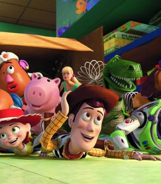 Disney - Toy Story 3 - Obrázkek zdarma pro Nokia 206 Asha