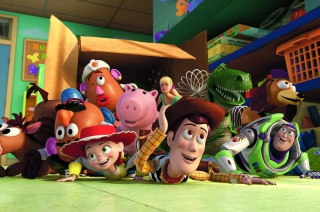 Disney - Toy Story 3 - Obrázkek zdarma pro Nokia Asha 201