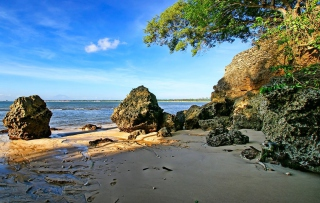 Картинка Sea Beach на Android