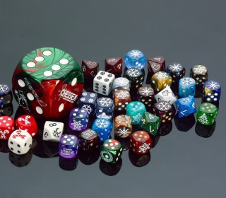 Casino Dices for Craps - Obrázkek zdarma pro iPad Air