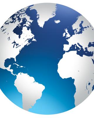 Globe - Obrázkek zdarma pro Nokia 206 Asha