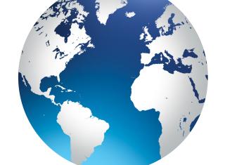 Globe - Obrázkek zdarma pro LG Optimus M