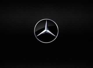Free Mercedes Logo Picture for Android, iPhone and iPad