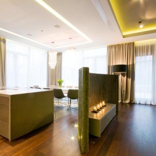 Romantic Apartment Decor - Obrázkek zdarma pro 320x320